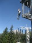 Zip Line at Mt. Hood Adventure Park at SkiBowl