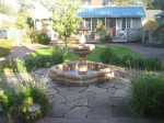 Center Courtyard at Haystack Inn -- Cannon Beach, OR