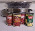4 Can Taco Soup