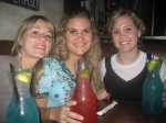 Carafe drinks at Saddle Ranch