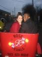 Rose Pedals Pedi Cab