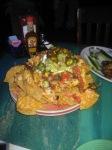Nachos at Margaritaville