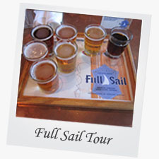 Full Sail Brew Tour