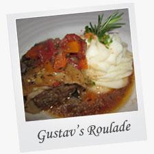 Gustav's Kraut Roulade