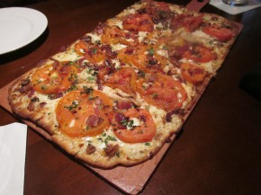 Stanford's Flatbread Pizza