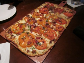 Stanford's Pizza Flatbread