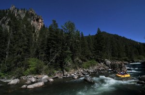Whitewater Rafting on the Gallatin