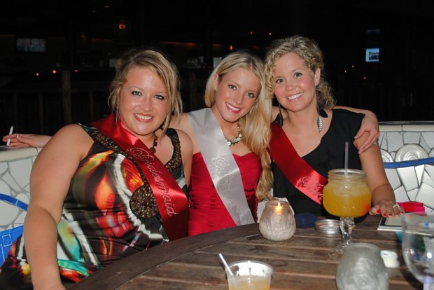 Bachelorette Party at Rick's Cafe-Negril
