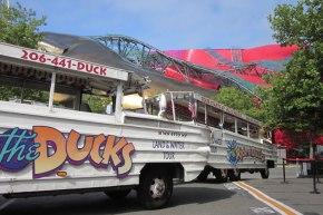 Ride the Ducks Tour