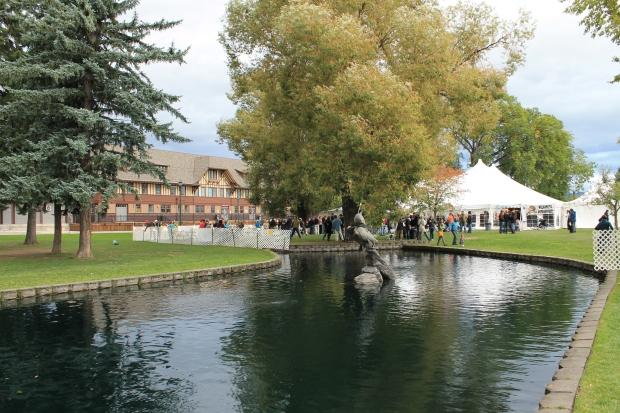 Great Northwest Oktoberfest Tent