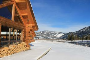 Big Sky Montana Cabin